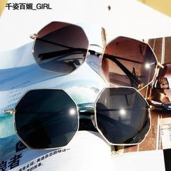 MOL Girl - Reflective Sunglasses