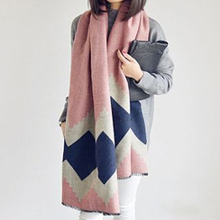 Rita Zita - 插色围巾