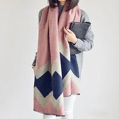 Rita Zita - 插色圍巾