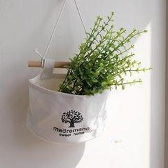 三木青禾 - 印花掛牆收納袋