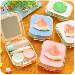 Momoi - Fruit Contact Lens Case Set