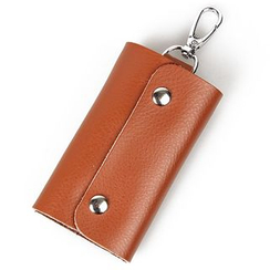 Janice - Genuine Leather Key Holder