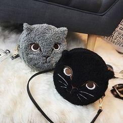 Nautilus Bags - Cat Crossbody Bag