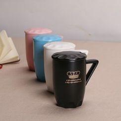 ALITE - Crown-Print Mug
