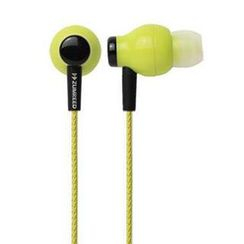 Zumreed - Zumreed ZHP-100 Canal Type Earphone (Lime Yellow)