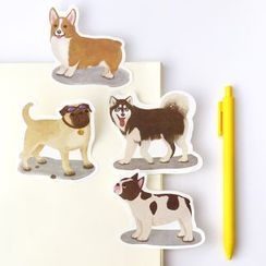 Cute Essentials - Dog Sticky Note