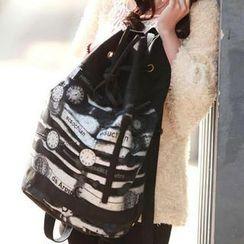 Muguwu - Printed Backpack