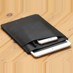 ACE COAT - Faux Leather Tablet Sleeve - iPad mini 4