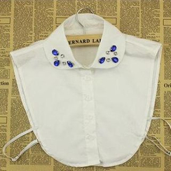 Mamak Beans - Embellished Decorative Collar