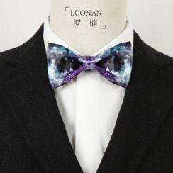 Luonan - 星空印花領結