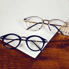 UnaHome Glasses - 圓框眼鏡
