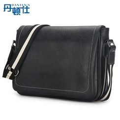 DANTEN'S - Faux Leather Cross Bag