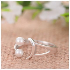Zundiao - Pearl Smile Ring