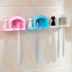 Home Simply - Cat Toothbrush Holder