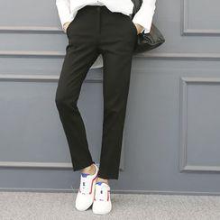DANI LOVE - Slim-Fit Dress Pants