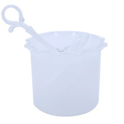 Magic Beauty - Facial Tool: Foaming Cup (White)