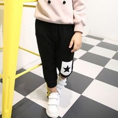 Lemony dudu - Kids Star Print Sweatpants