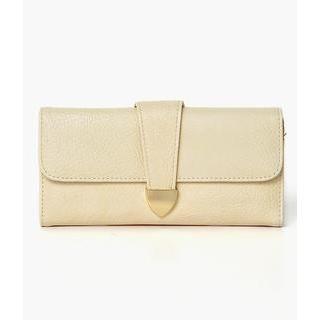 59 Seconds - Faux Leather Long Wallet