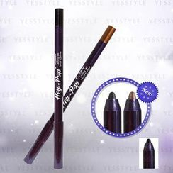 Heynature - Lasting Jell Pencil Eyeliner (#1 Black)