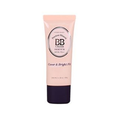 Etude House - Precious Mineral BB Cream Cover & Bright Fit SPF30 PA++ (W13 Natural Beige)