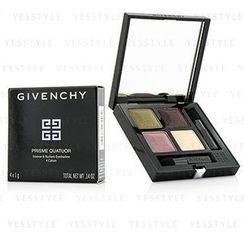 Givenchy - Prisme Quatuor 4 Colors Eyeshadow - # 7 Tentation