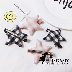 March Daisy - Kids Star Hair Clip