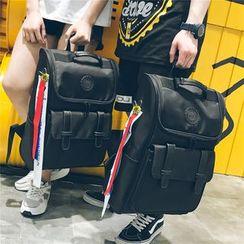 Carryme - Zip Nylon Backpack