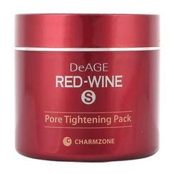 Charm Zone - Red-Wine Pore Tightening Pack 100ml