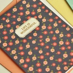 Tivi Boutique - Floral Print Greeting Card