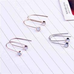 Best Jewellery - Rhinestone Earrings
