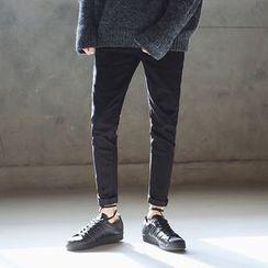 子俊 - 纯色锥形裤