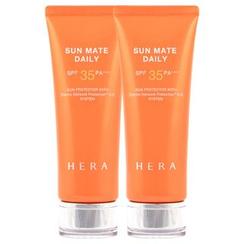 HERA - Sun Mate Daily SPF35 PA+++ (2pcs)