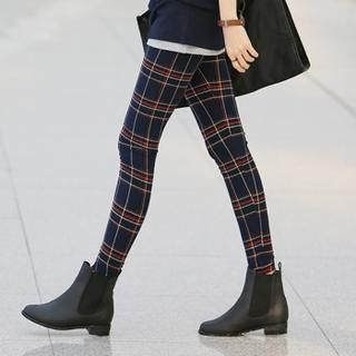The Shop Story - Plaid Leggings