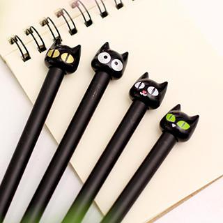 Cat Head Pen