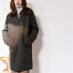 MAGJAY - Brushed Fleece-Lined Zip-Up Jacket