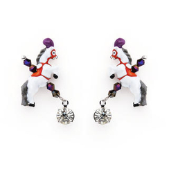 MIPENNA - Ballet Horse Party - Earring