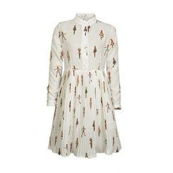 Flore - Printed Dress