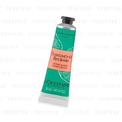 L'Occitane - Grapefruit Rhubarb Hand Cream