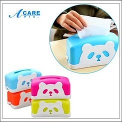 Acare - Panda Accent Tissue Box