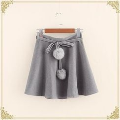 Fairyland - Furry Ball A-Line Skirt