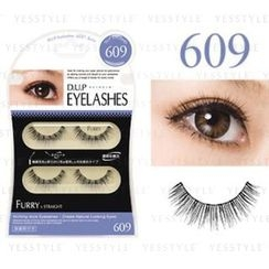 D-up - Furry Eyelashes (#609 Patchy)
