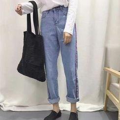 Cloud Nine - Panel Jeans