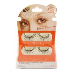 D.U.P. - Model's Selections! Eyelashes (#901 Model Eyes)