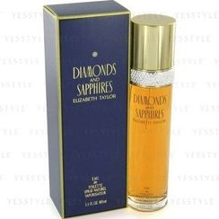 Elizabeth Taylor - Diamonds And Sapphires Eau De Toilette Spray