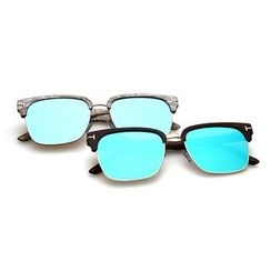 zolla - Mirrored Square Sunglasses