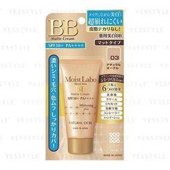 brilliant colors - Moist Labo BB Matte Cream SPF 40 PA++++ (Whitening) (#03 Natural Ocre)