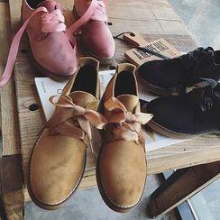 時尚麥樂 - 繫帶鞋