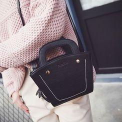 Rosanna Bags - Stitch Detailed Shoulder Bag