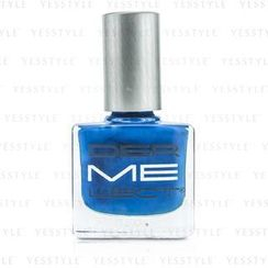 DERMELECT - ME Nail Lacquers - Fearless (Bold Cobalt Blue Creme)