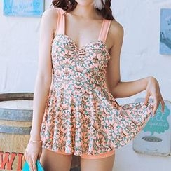 Sewwi - Printed Swim Dress
